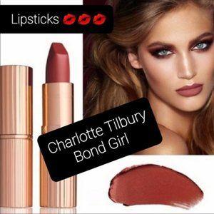 Charlotte Tilbury Lipstick in Bond Girl